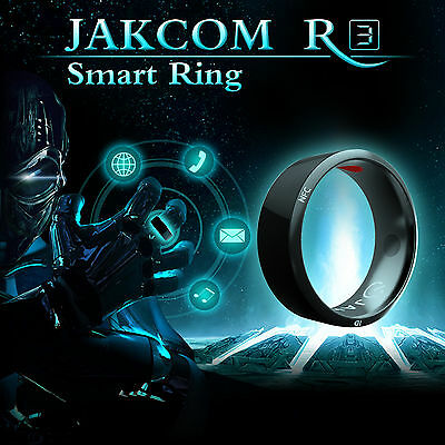 Jakcom R3 Smart NFC Ring 2016 for Android and Windows Phones New UK