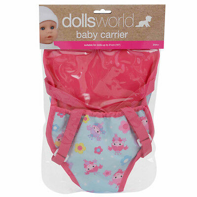 Lovely Baby Born Doll Carrier Sling Papoose 163 7 50