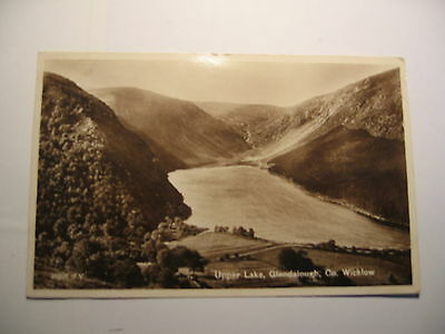 POSTCARD IRELAND  Glendalough Upper lake