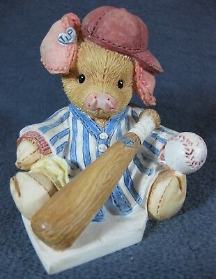 This Little Piggy Cried Whee All The Way Home 124567 Baseball Mary Rhyner 1994