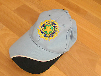 INDIA Board of Control CRICKET Baseball Cap / Hat ADULT Size - SEE PICTURES
