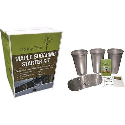 Tap My Trees Maple Sugaring Start Kit