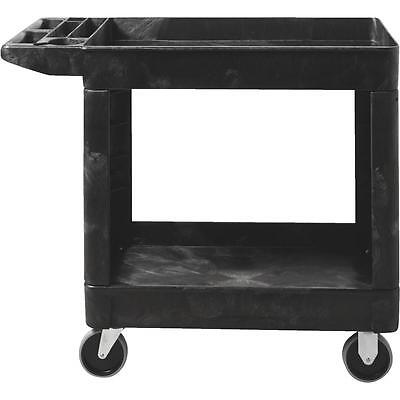 Rubbermaid Commercial Hd Utility Cart W/Lip