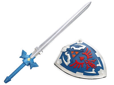 The Legend of Zelda Link Schwert & Schild Sword Shield PU-Schaum Cosplay