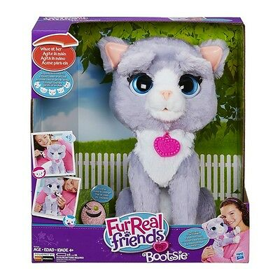 New Hasbro Furreal Friends Bootsie Interactive Toy Pet Cat B5936