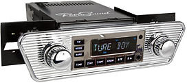 BMW+VW BEETLE 56-73; RetroSound ONE C,Classic Car Radio,Radio with USB+SD