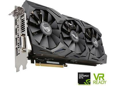 ASUS GeForce GTX 1070 STRIX-GTX1070-8G-GAMING 8GB 256-Bit GDDR5 PCI Express 3.0