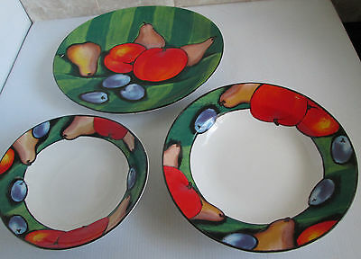 Misono Tuscany Dinner Plate Soup Bowl Sweet Bowl Soojin Choi Colourful Kitchen