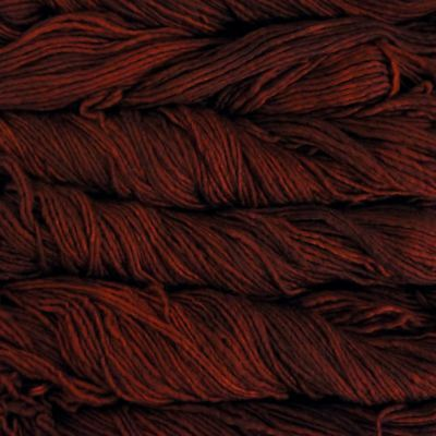 Malabrigo Worsted Aran Merino Knitting Yarn Wool 100g - Burgundy (41)