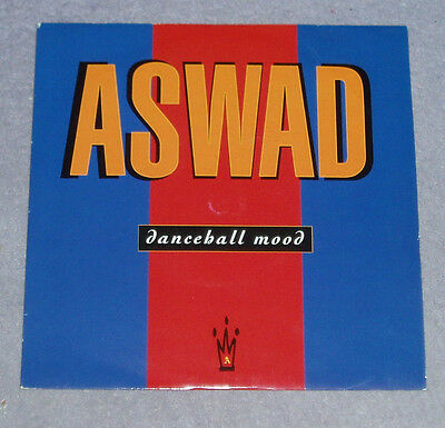 Aswad - Dancehall mood      UK 7""