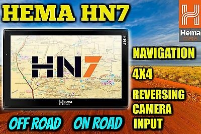 **BRAND NEW** HEMA HN7 4X4 Off road/On Road Navigation and Reversing Camera !!!