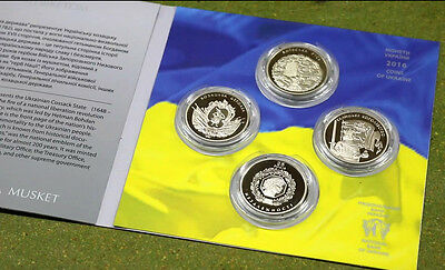 "Ukraine Set Coins 2016 year coin ""  '25 year Independence of Ukraine.NEW"