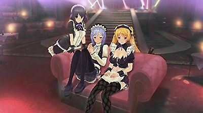 Japanese bishoujo PC Game KiSS Technology Custom Maid 3D 2  New From Japan F/S