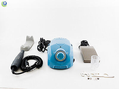 Dental Lab Marathon Champion 3 Micromotor & Handpiece Polishing Brush Blue