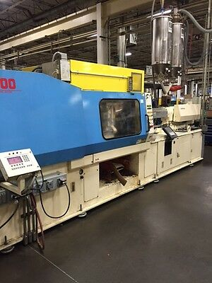 1996 230 Ton Nissei FN5000-50A, Injection Molding Machine-IMM # 7785453