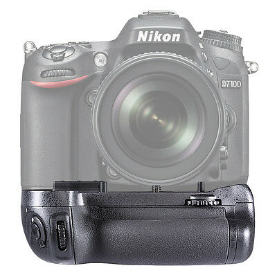Neewer Battery Grip Replacement for MB-D15 for Nikon D7100 D7200 Digital SLR