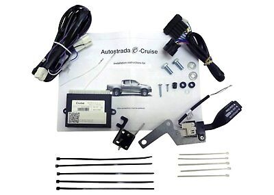 Autostrada Cruise Control GM07S Kit Holden Rodeo/Colorado Alloytec V6 2007-2012