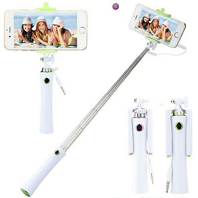 Extendable Handheld Self-Pole Tripod Monopod Selfie Stick For Samsung Note7/S7