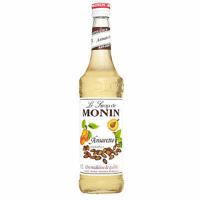 Monin Sirup Amaretto, 0,7L