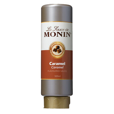 Monin Sauce Caramel, 500 ml