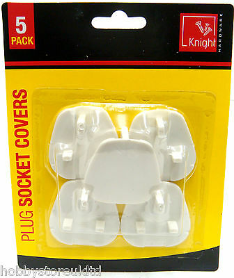 Plug Socket Covers Baby Proof Child Safety Protector Guard Socket Plug Guard New