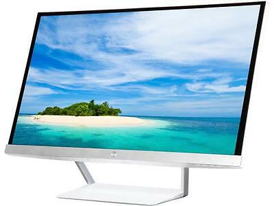 "HP 27xw White 27"" 7ms (GTG) HDMI Widescreen LED Backlight LCD Monitor IPS"