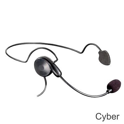 Eartec Cyber Headsets for Production Intercom Systems
