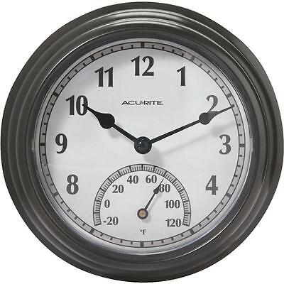 Acurite In-Out Clock/Thermometer