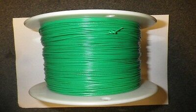 Wire, 20 AWG, Green
