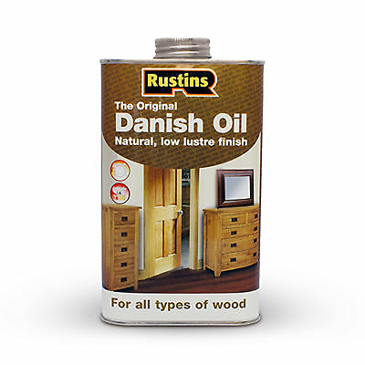 RUSTIN´s DANISH OIL - Das Original! 1 Liter