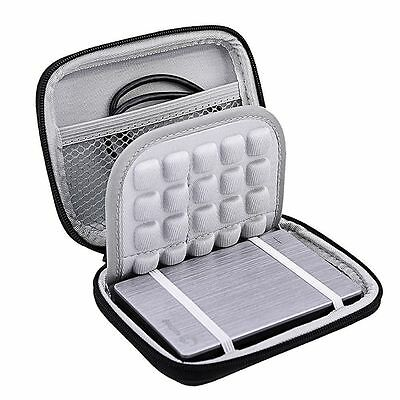 Hard Drive Bag Carry Box Case for Passport 2.5 Inch Portable External Device