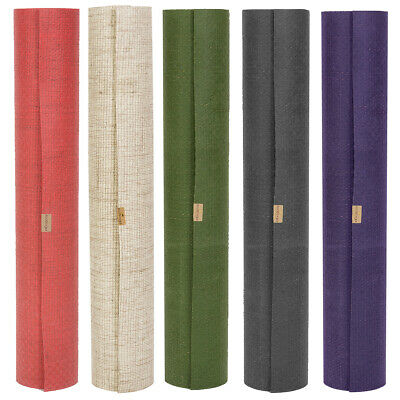 """The Original EcoYoga Exercise Fitness Eco Yoga Mat - Extra Long 84"""" Inches"""