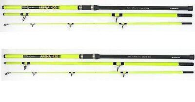 2 X Grauvell Titan Sport Arena 420 14FT  Surf BeachCaster Surf Rods Sea Fishing
