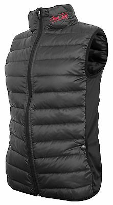 Mark Todd Jack Unisex Body Warmer- Navy/Sand/Black