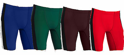 ASICS Men's Anchor Fitted Shorts