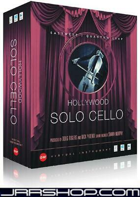 EastWest Hollywood Solo Cello Gold eDelivery JRR Shop