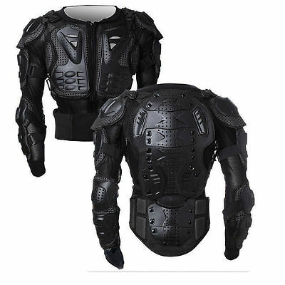 NEW Motorcross Racing Motorcycle Sexy Body Armor Protective Jacket Gear Size M