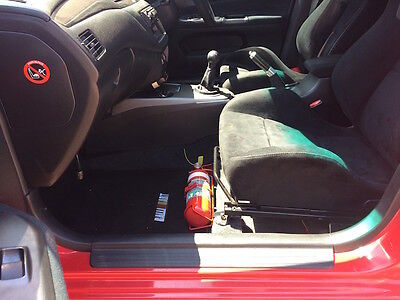 EVO 7 8 9 Fire Extinguisher Bracket Vehicle New Safety Mount Automotive