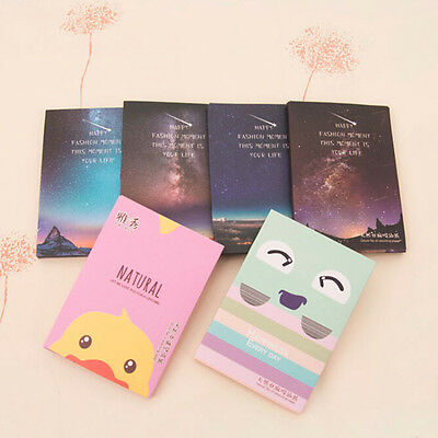 50 Sheets Make Up Oil Absorbing Blotting Facial Face Clean Paper Beauty  MO