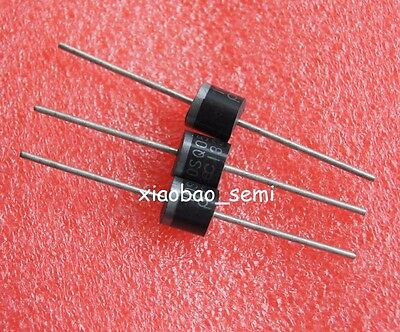 50pcs New 10SQ050 10A 50V Schottky Rectifiers Diode for solar panel