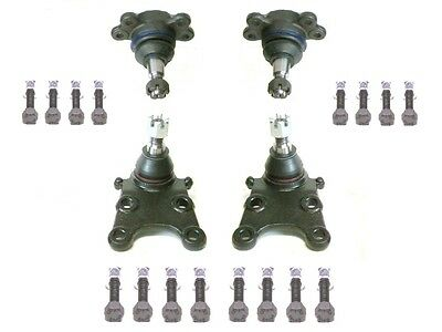 Opel Campo 4WD Vauxhall Brava 4WD 1992 - 2001 4 ball joints front new
