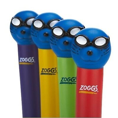 Dive Sticks Set of 4 Seals Zoggs Multi-coloured Small Underwater Water Toy Game