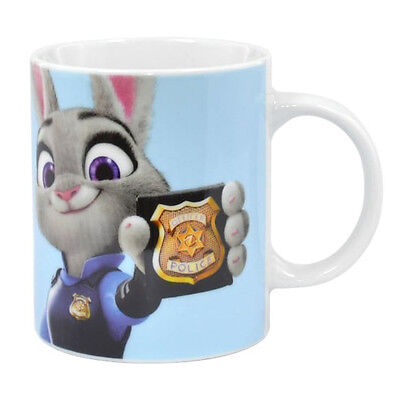 Official Licensed Product Zootropolis Ceramic Mug Cup Tea Judy Hopps Gift New