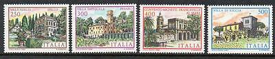 Italy MNH  1983 Famous Buildings