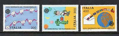 Italy MNH  1983 Stamp Day