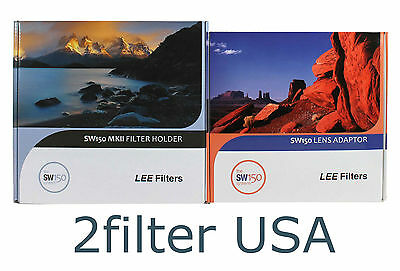 Lee Filters SW150 Mark II Holder and Canon 11-24mm Adapter Ring