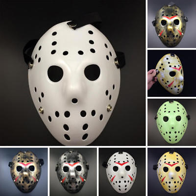 Jason VS. Freddy Vendredi 13 Masque Horreur Hockey cosplay costume d'Halloween