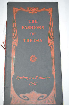 The Fashions of the Day, Spring/Summer 1906, Illustrated, Men's Coats