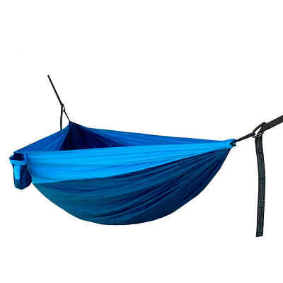 Brand New Chillax Double Travel Parachute Hammock - Green - Free Shipping