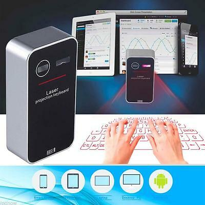 Bluetooth Laser Projection Virtual Keyboard for Smartphone PC Tablet Laptop MT